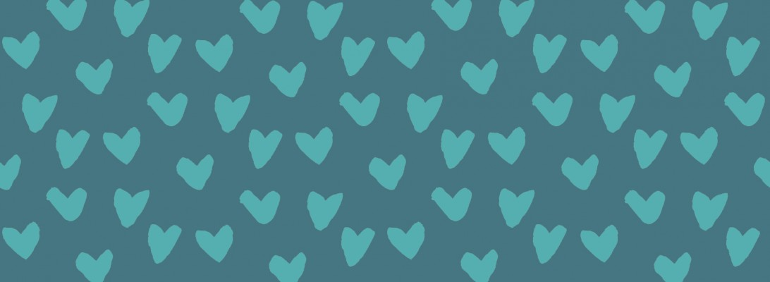 magical mermaids teal heart