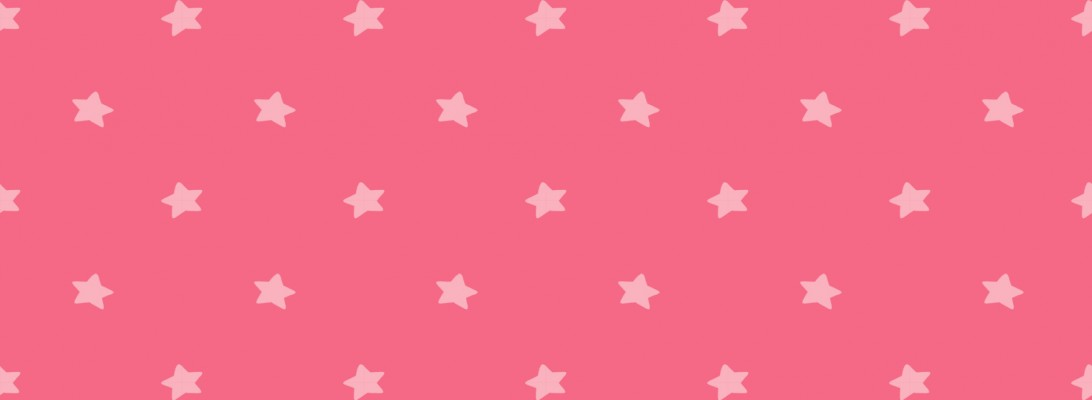 magical mermaid pink stars